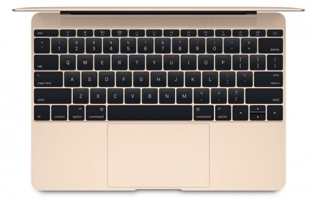 まったく新しくなったMacBookは2015年4月10日発売予定ですよ!!