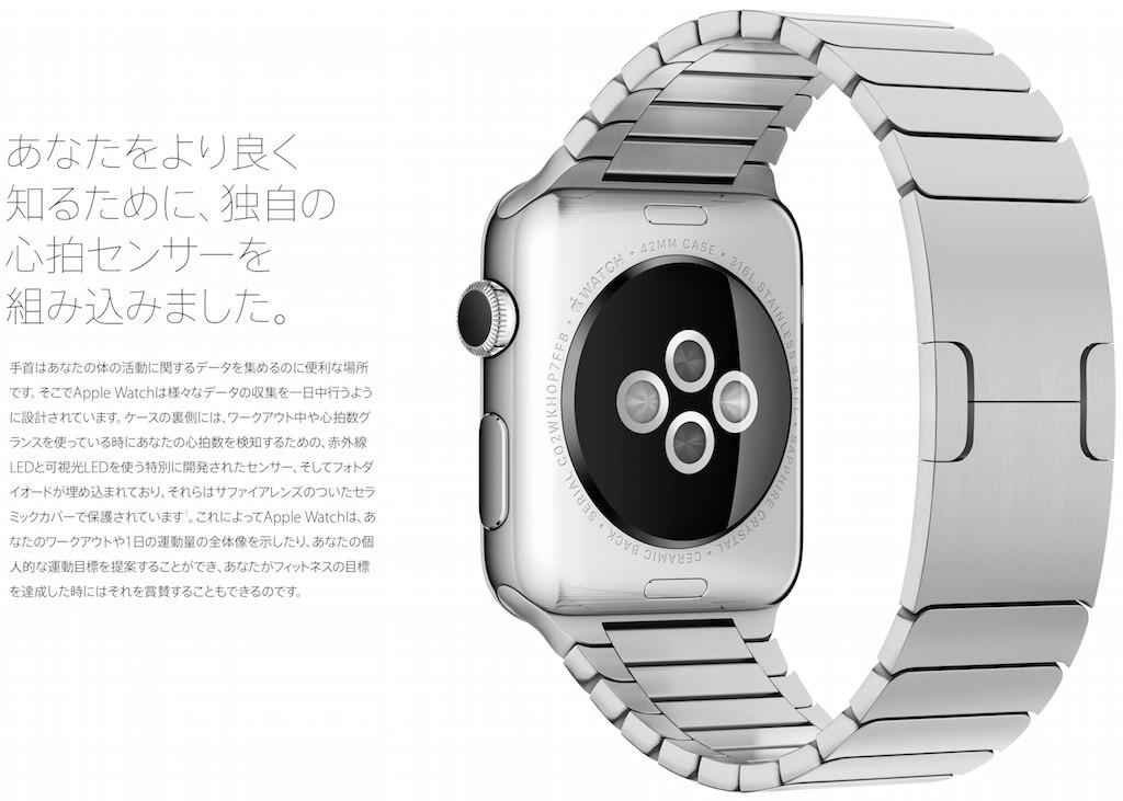 Apple Watchの心拍センサーはどれぐらい正確なのか?