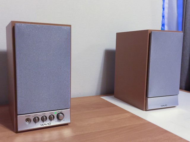 Apple Music を外部スピーカーで鳴らそう (BluetoothやAirPlayを利用する)