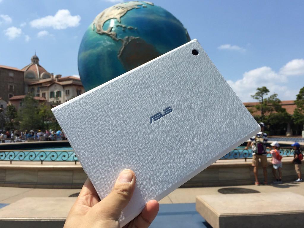 【レビュー】「ASUS ZenPad S 8.0 (Z580CA)」ディスプレイが美しい7.9型タブレット