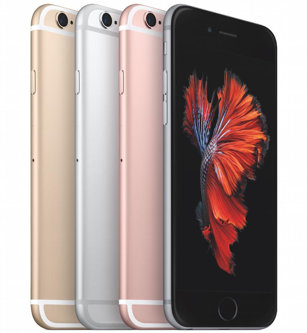 iPhone 6s、6s Plusが発表〜次世代のマルチタッチジェスチャー搭載