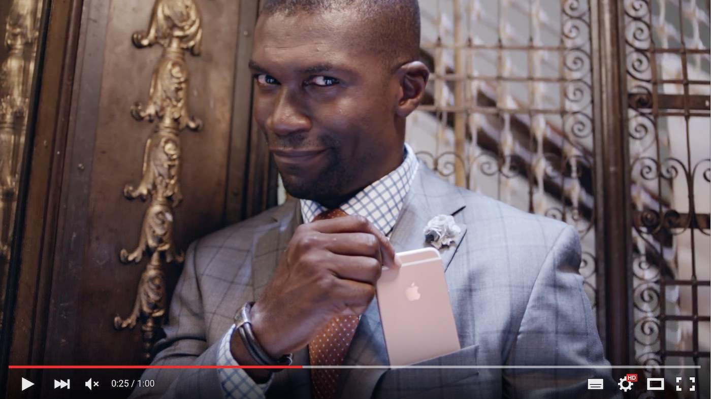 iPhoneのローズゴールドはAppleブランド構築のための戦略的な色だ