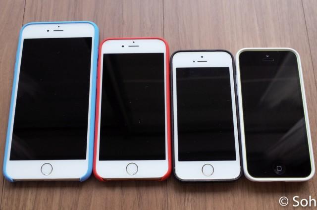 iPhone 6s のカメラ機能に期待する 〜 iPhone で写真を撮影する楽しみ