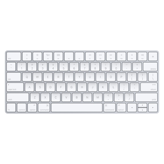 Apple、Magic Keyboard、Magic Mouse 2、Magic Trackpad 2を発表!