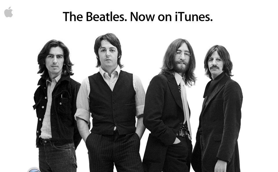 ビートルズがApple Musicにやってきた。プレイリストがグッとくるね