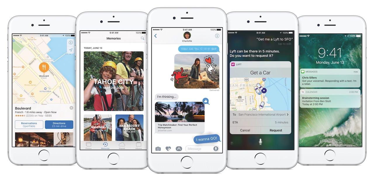 iOS 10の「メッセージ」はキラーアプリになる