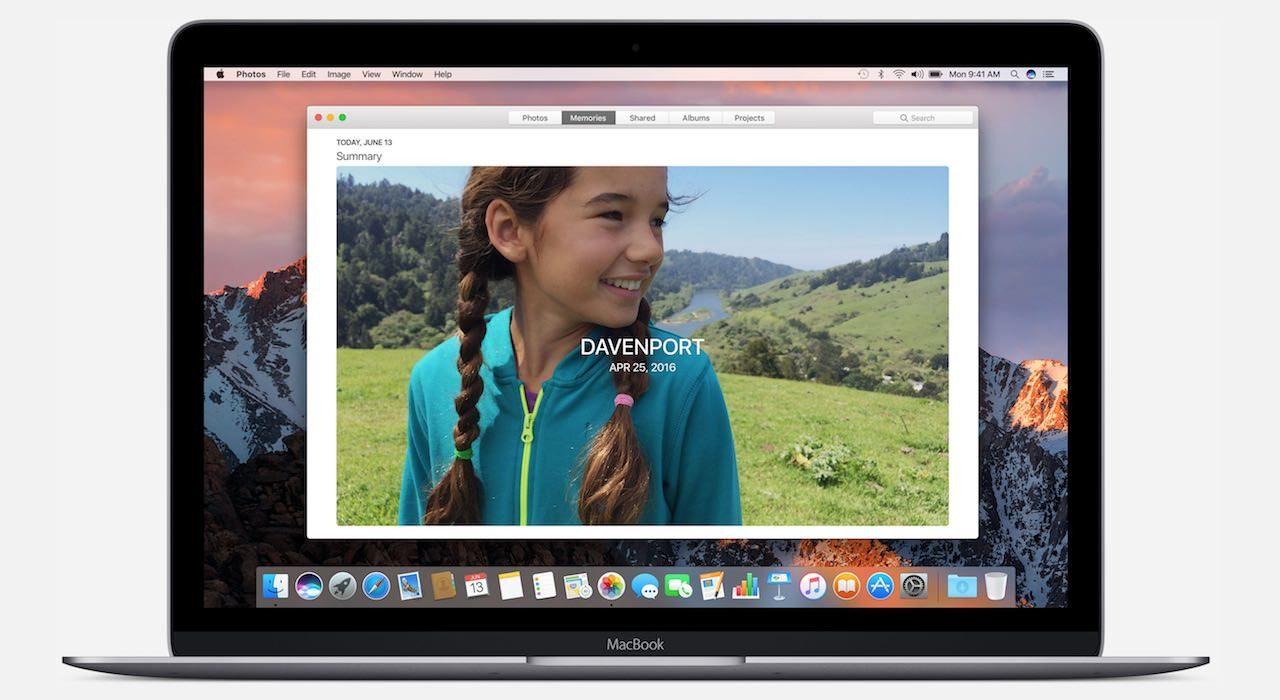 macOS Sierraの「写真 (Photos)」に期待する