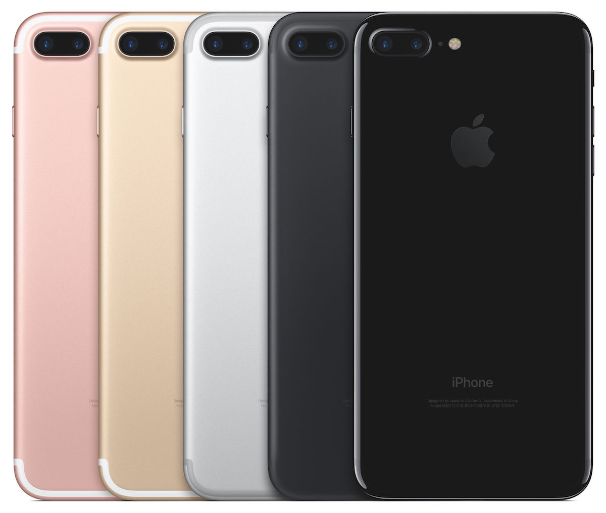 iPhone 7・iPhone 7 Plus: カラーの選び方について