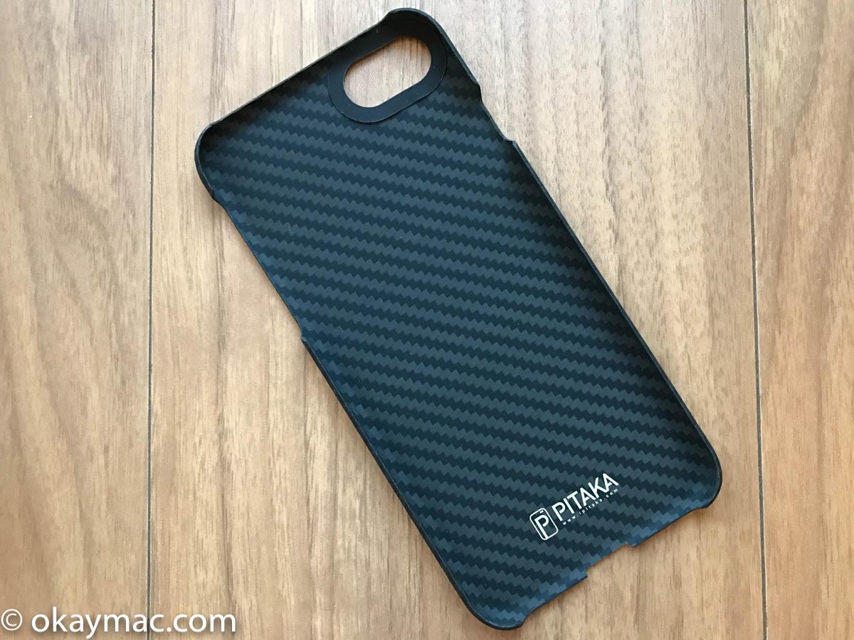 【レビュー】PITAKA 「アラミド繊維製iPhone 7ケース」について