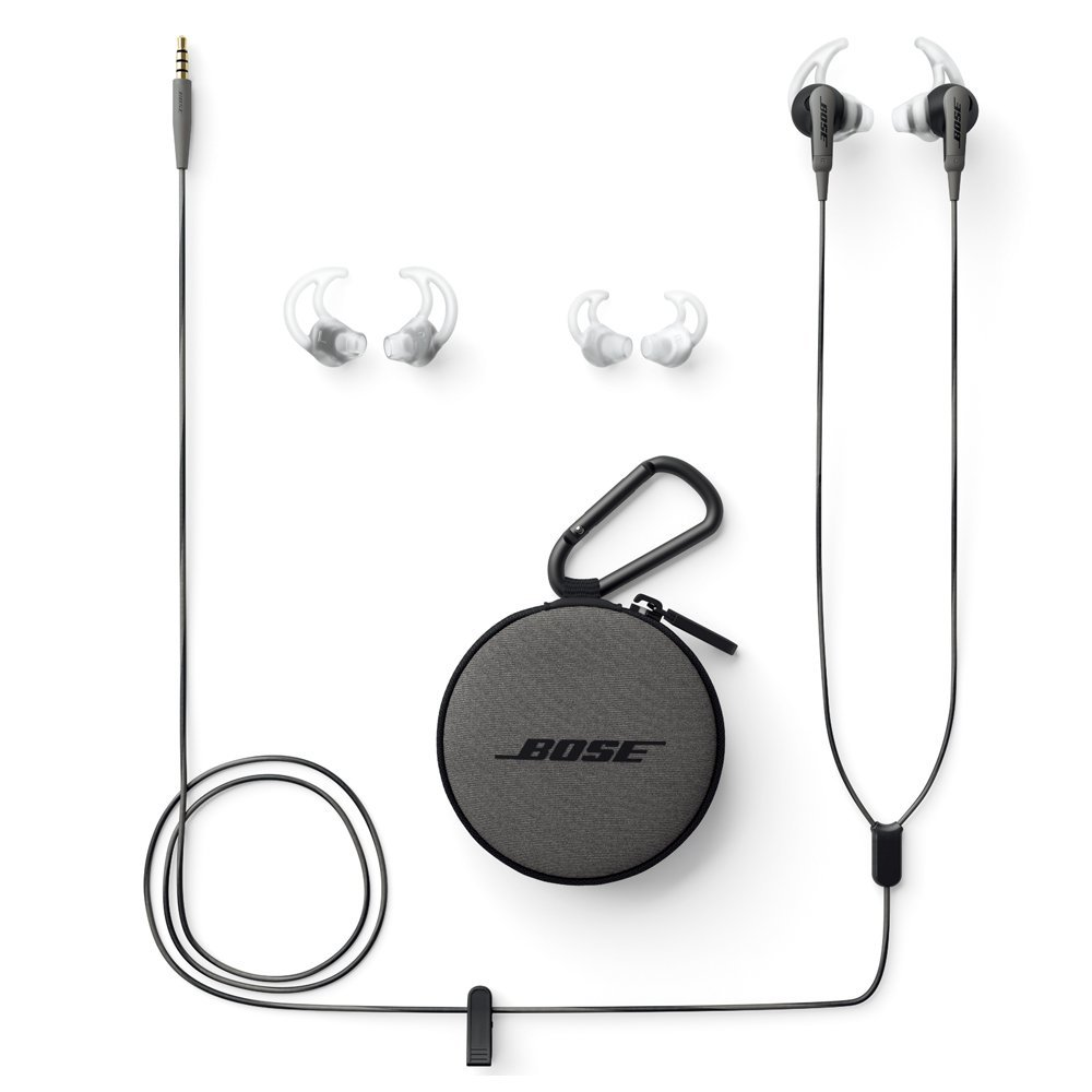 Bose SoundSport in-ear headphonesが特価6,334円で販売中