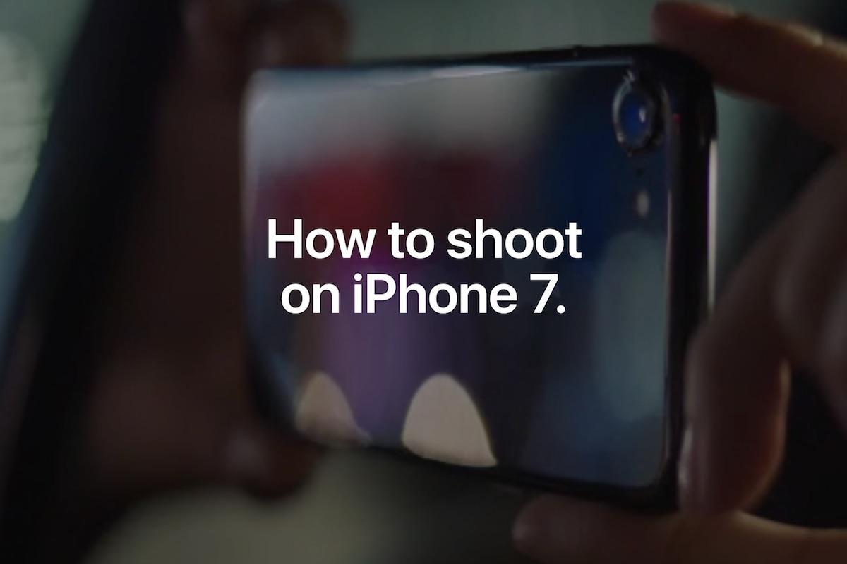 iPhoneで優れた写真を撮影する方法はApple公式のビデオで学べ
