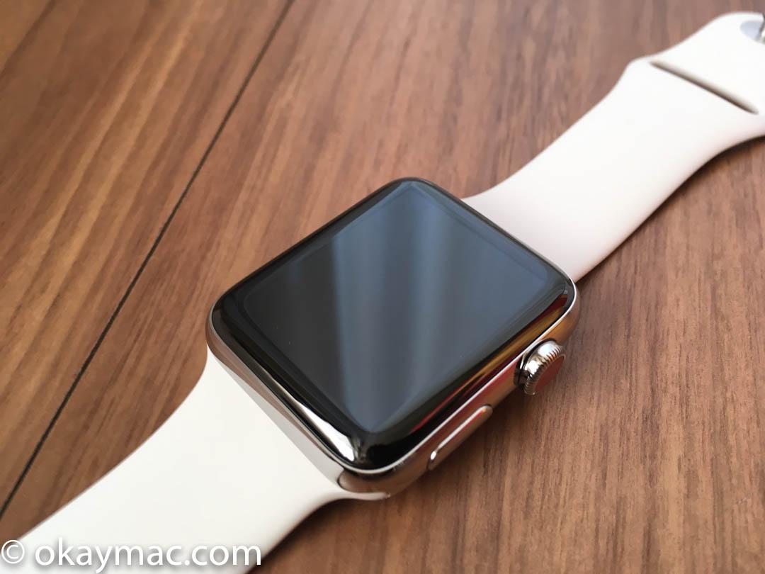 8a1d8a4ee5 Apple Watch 3のバッテリー性能に関して、公式には「最大18時間駆動するバッテリー」とのことです。Apple  は控えめに表示している節がありますね。