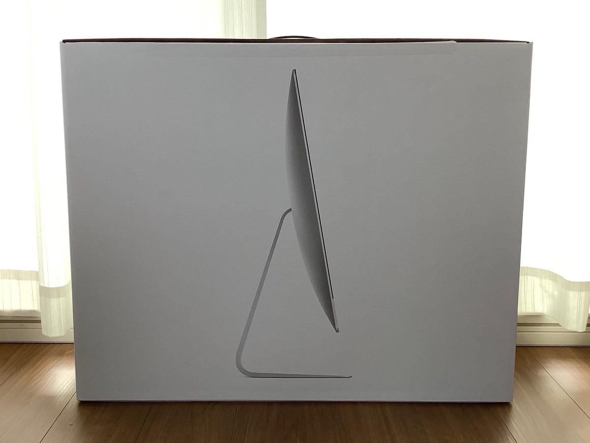 我が家にやってきた iMac