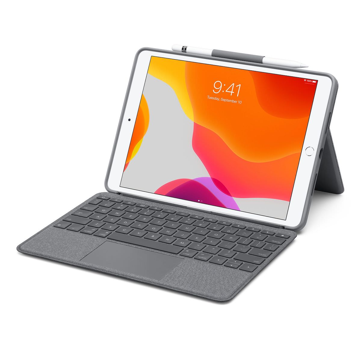 Logicool Combo Touch Keyboard Case with Trackpad for iPad(第7世代)