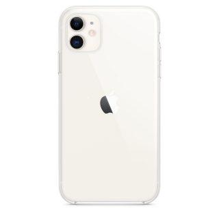 Apple純正iPhone 11 クリアケースが4,950円(3450ポイント還元)にて販売中