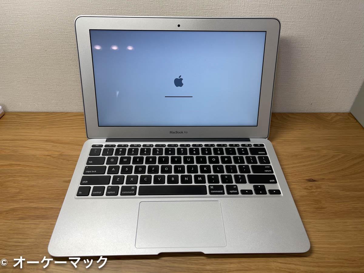 MacBook Air 11インチ(2011年モデル)