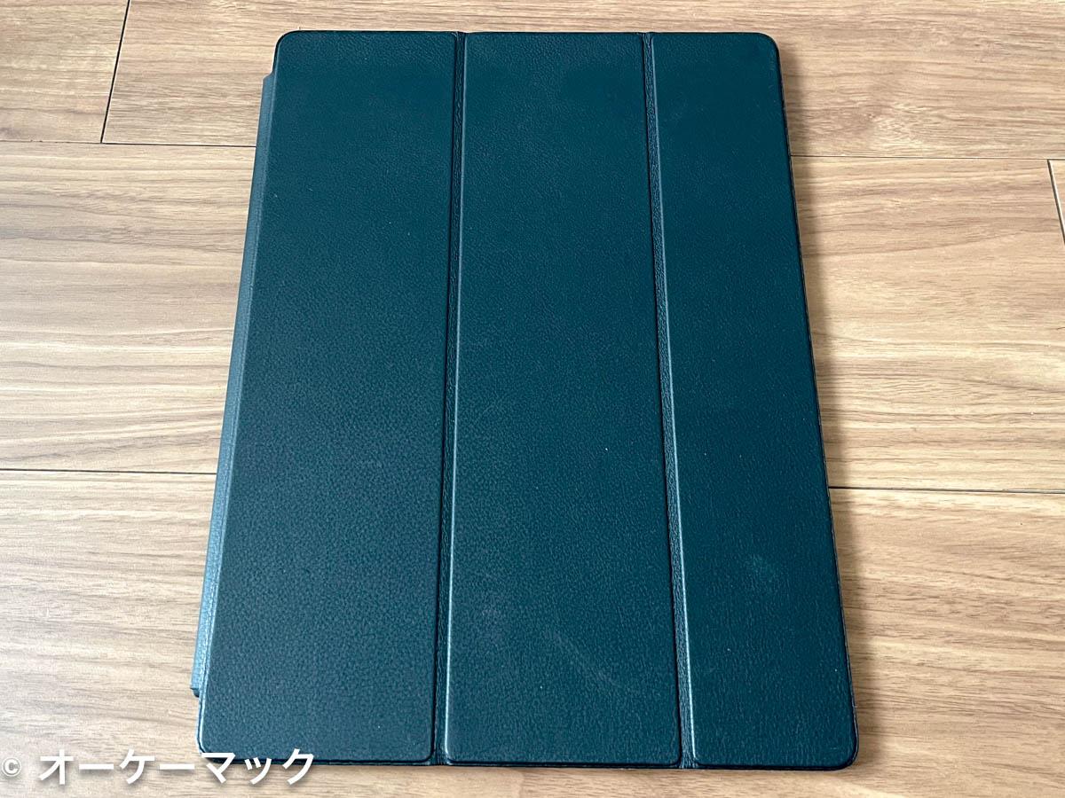 12.9インチiPad Pro用レザーSmart Cover - ブラック MPV62FE/A