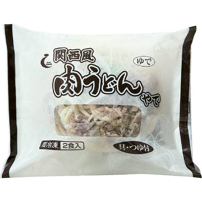 関西風肉うどんやで 486g(2食)