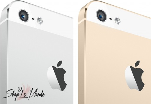 シャンパンゴールドな iPhone が欲しい!